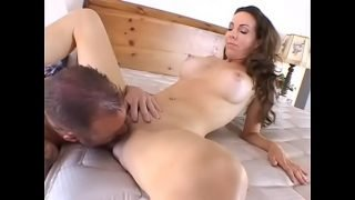 American milf licked and slammed!