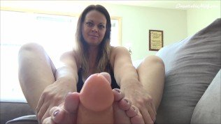 An Innocent Foot Rub Turns To Your Fantasy