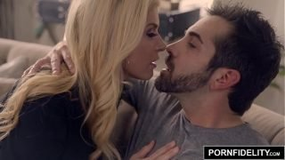 PORNFIDELITY Horny MILF India Summer Wants Her Brother's Cock