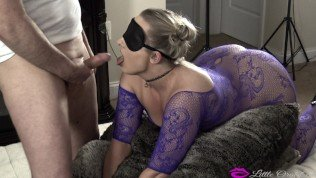 SPLITROAST SURPRISE! A Big Dick For Young Hotwife In Surprise Threesome! 4K
