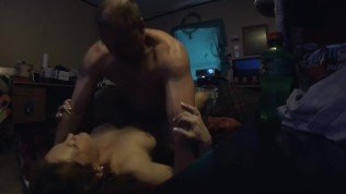 Wild ride by Milf whose dominated rough fuck passionately 6 diff positions